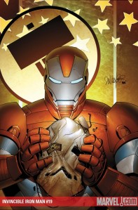 Invincible Iron Man 19