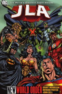 JLA- New World Order