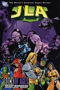 JLA- Rock of Ages