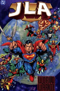 JLA- World War III