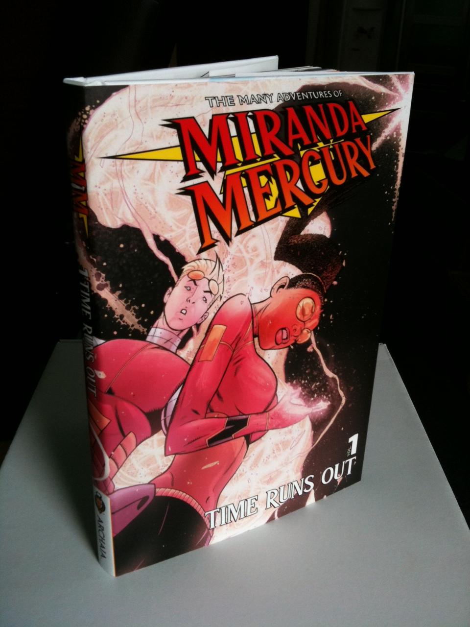 MirandaMercury com